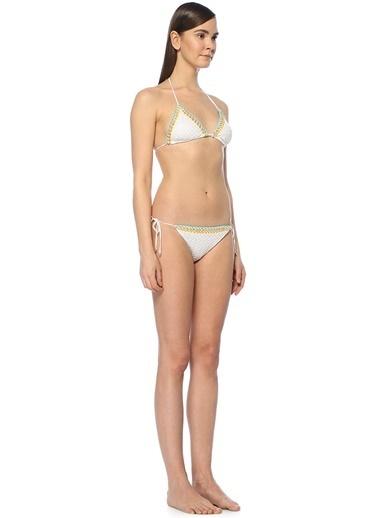 Missoni Bikini Beyaz